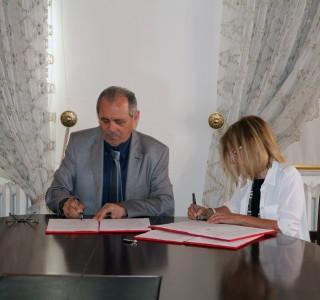 Mika-Der Tekirdağ Rehabilitasyon Merkezi Protokol İmza Töreni