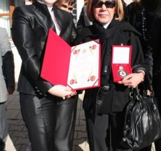 Tekirdağ Projesine Altın Madalya Verildi